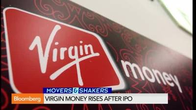 News video: Branson's Virgin Money Climbs in London on Trading Debut